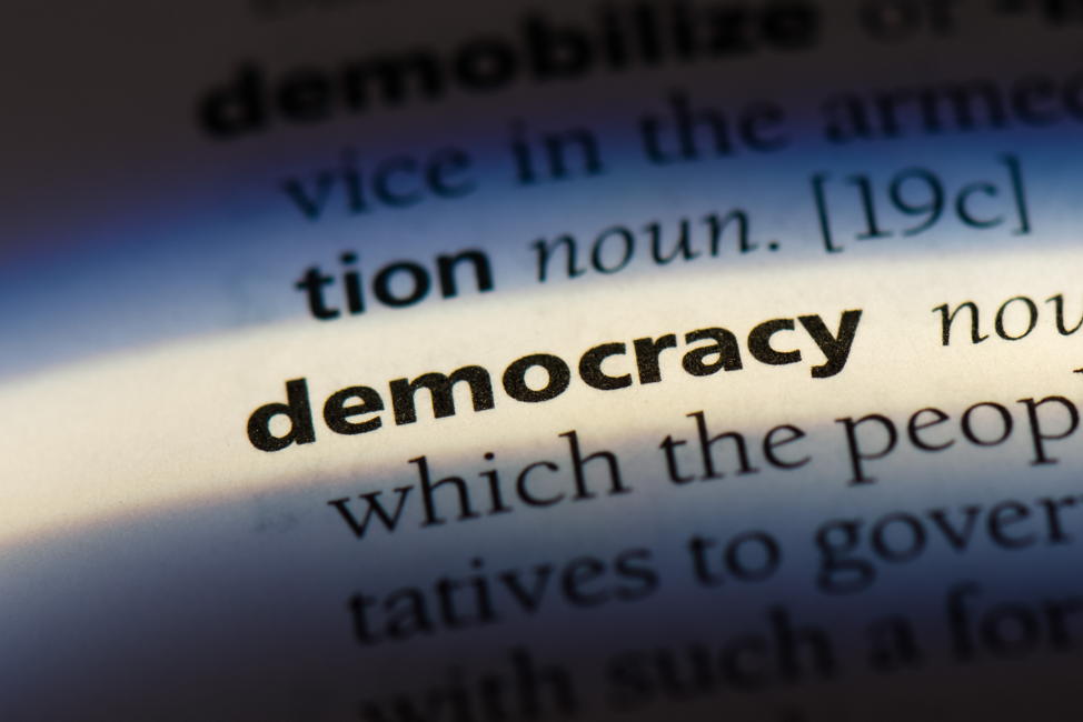 Democracy is at Risk